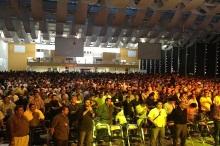 Congresos Cristianos Requieren de una Capacidad Especial para su Organización