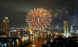 Grandes festejos de Año Nuevo