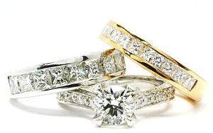 e21dcda02035 Anillos de Compromiso y Alianzas de Matrimonio