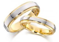 Anillos de Compromiso y Alianzas de Matrimonio