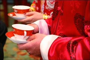 Boda china, una tradición milenaria