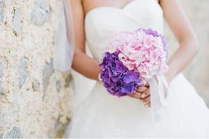 Historia del ramo de novias
