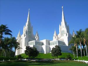 Celebración de una Boda Mormona