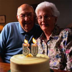 Aniversario de Casados, Celebraciones entrañables y muy románticas