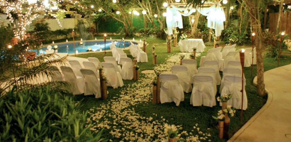 6 consejos para celebrar una boda en casa ineventos puerto rico - Decoraciones originales para casas ...