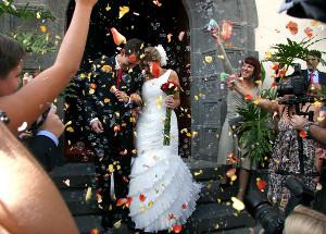 Entrada de la novia a la Iglesia - Protocolo de Bodas