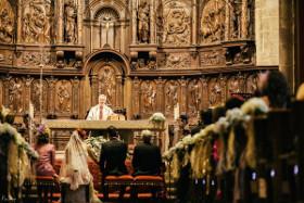 Matrimonio Catolico Protocolo : Entrada de la novia a la iglesia protocolo de bodas ineventos