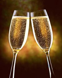 ===Hoy brindo por...=== Champagne