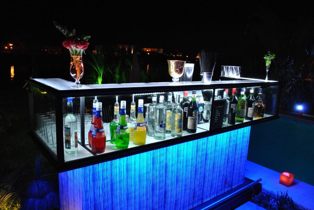 Qu es un servicio de barra m vil ineventos argentina - Como forrar una barra de bar ...