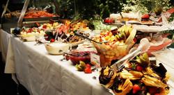 Servicios gastronómicos, del Banquete al Buffet