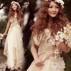 6 pasos para encontrar el tono perfecto para tu vestido de bodas