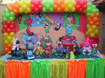Tematica 15 Circus