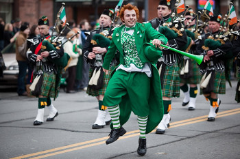 Celebración de San Patricio, Saint Patrick's Day