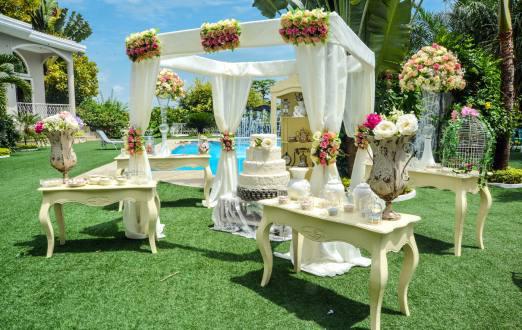 4 consejos para una boda al aire libre ineventos colombia - Decoracion para bodas al aire libre ...