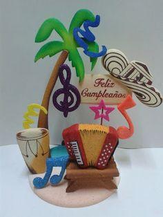 Fiesta tematica musical