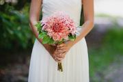 Ramos de novia: Peonías, Gardenias y Dalias