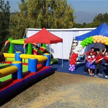 Arriendo De Juegos Inflables En Chile