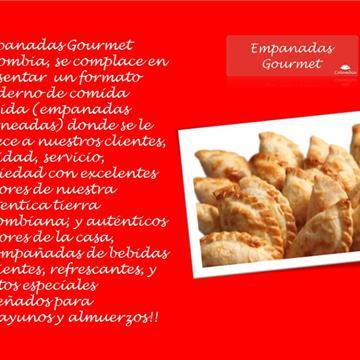 Empanadas Gourmet Colombia