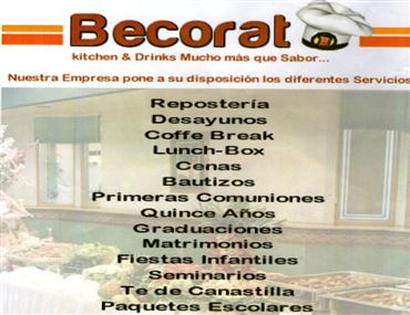 Becorat Alimentos Bebidas Cartago Costa Rica