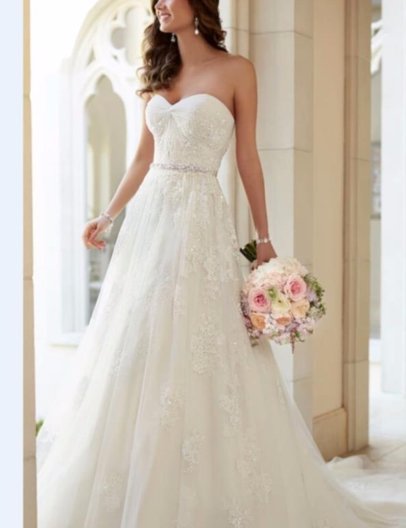 Vestidos de novia para alquilar en heredia