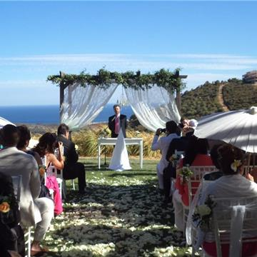 Oficiante de bodas