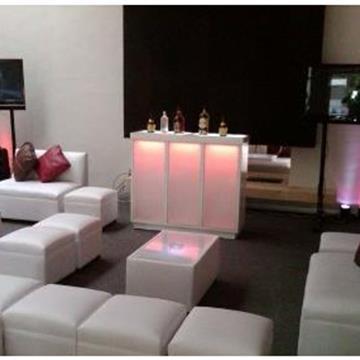 Alquiler de mobiliario para eventos en espa a - Ceibo mobiliario ...