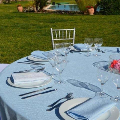Fiestas bodas y eventos en murcia - Como hacer una manteleria ...