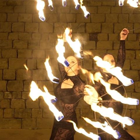 Valkirias Fire