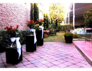 Jard n de fiestas jasm n distrito federal m xico for Jardin xochimilco