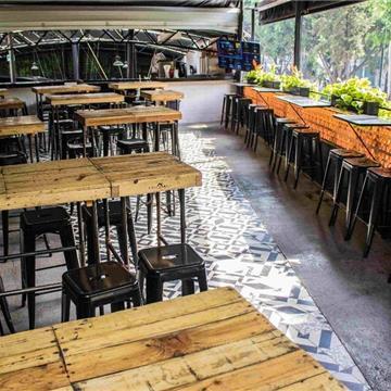 Salones de fiestas df for Terrazas tlahuac