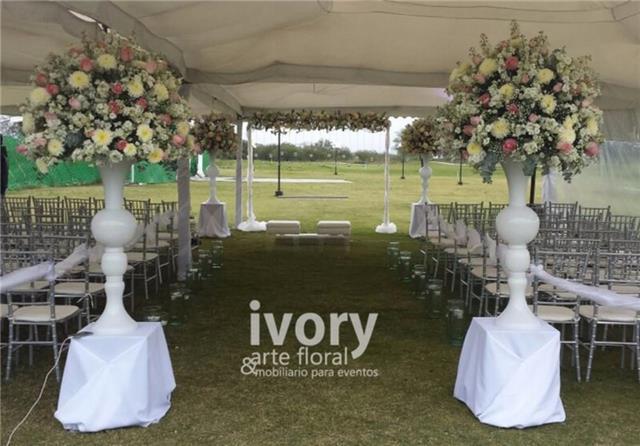 Arreglos Florales para Eventos en Monterrey Ivory Nuevo Len Mxico