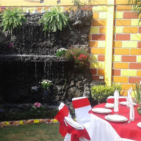 Jardín de Fiestas Olivares