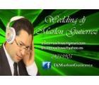 DJ Marlon Gutiérrez - Equipo de luces y sonido