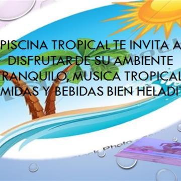 Piscina Tropical