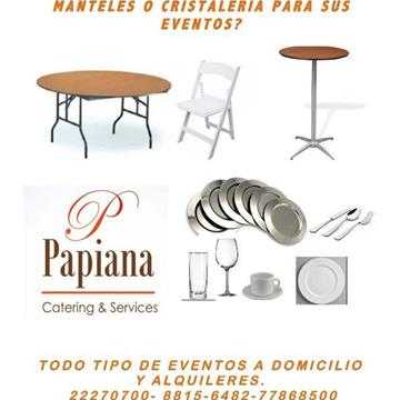 Papiana Eventos & Party Rentals
