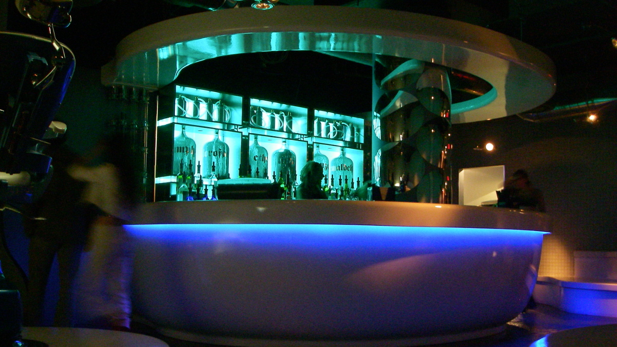 Barra de tragos en uruguay - Barras de bar para salon ...