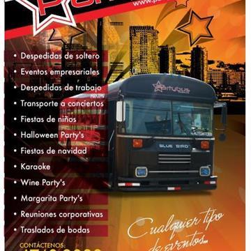 Party Bus Panama Vip - Chiva Parrandera
