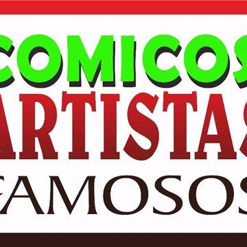 Artistas, Animadores, Orquestas, Cómicos