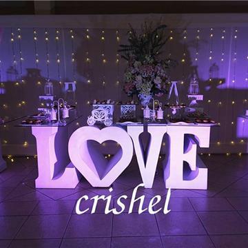 CRISHEL Salones, Catering y Estructuras