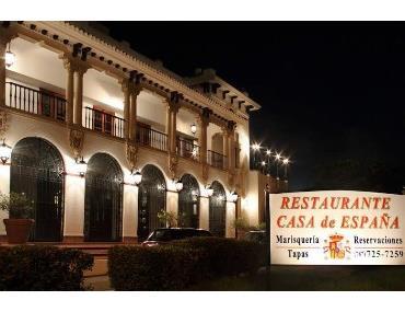 Restaurante casa de espa a san juan pr for Restaurante puerto rico madrid