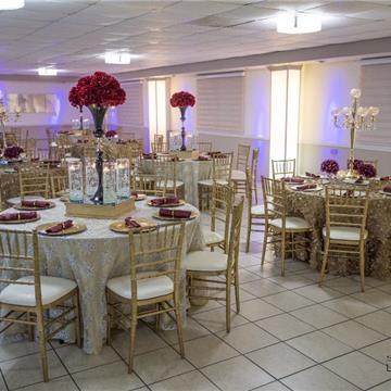 Salones para actividades y bodas en carolina for La lune salon