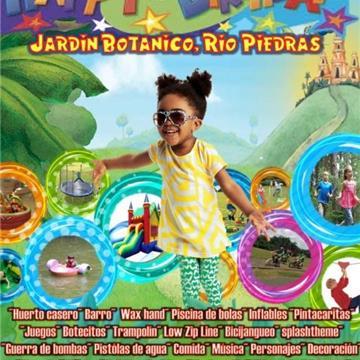 Parques recreativos para ni os en puerto rico for Bodas en el jardin botanico de rio piedras